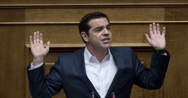 Greek PM Tsipras undergoes hernia surgery in Athens