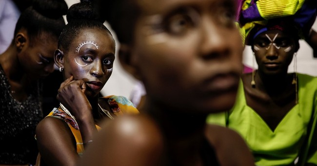 Drones, DJs and Kardashian advisers at Dakar Fashion Week