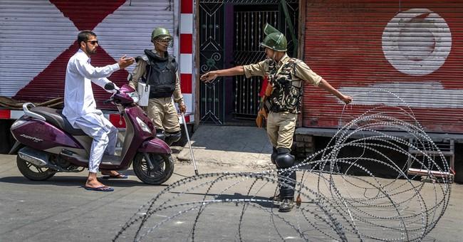 India puts Kashmir in lockdown on rebel's death anniversary