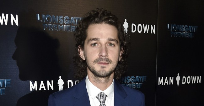 Actor LaBeouf arrested in Georgia for public drunkenness