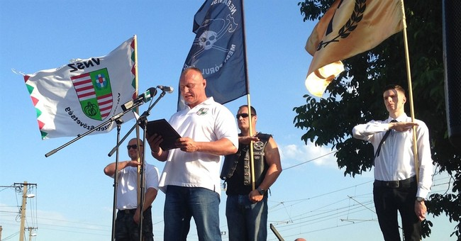 Hungary: Far-right groups promote 'ethnic self-defense'