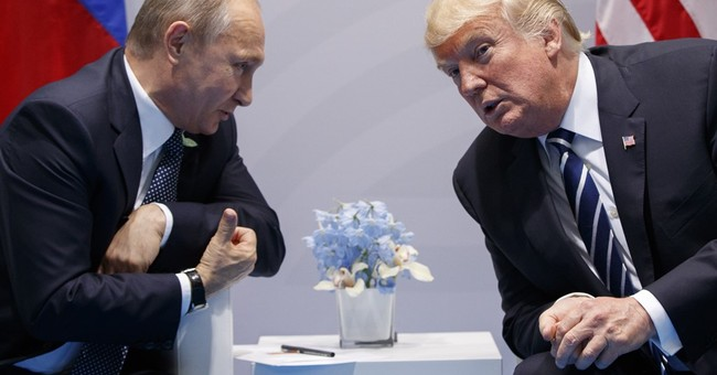 The Latest: Trump says Syria truce opportunity with Russia