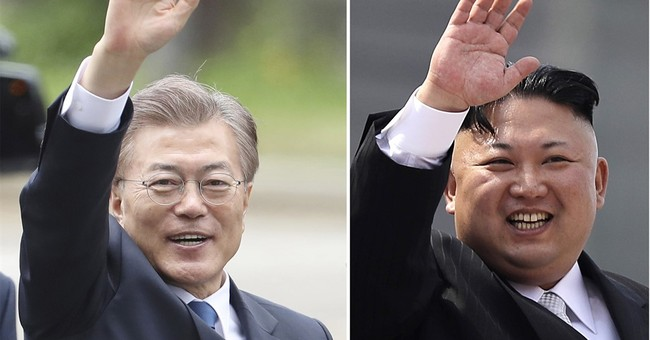 Pyeongchang Olympics are icy path to warmer Korean relations