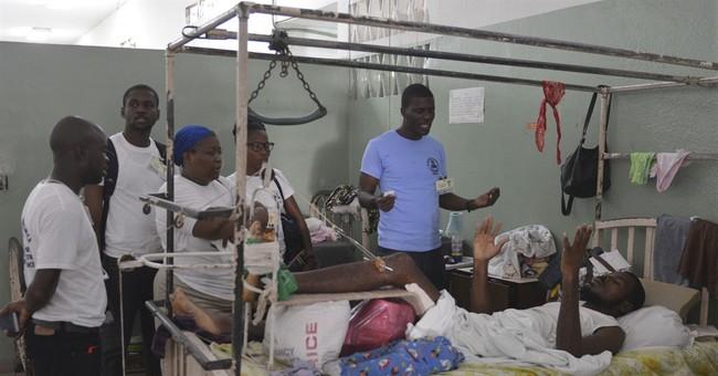 Staff strikes again shutter Haiti's public hospitals