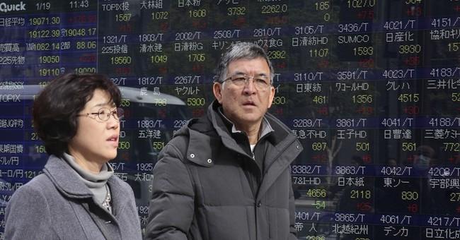 World stocks slip as investors eye European Central Bank