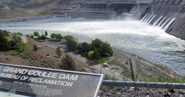 Group: Settlement will cut oil pollution at Washington dam