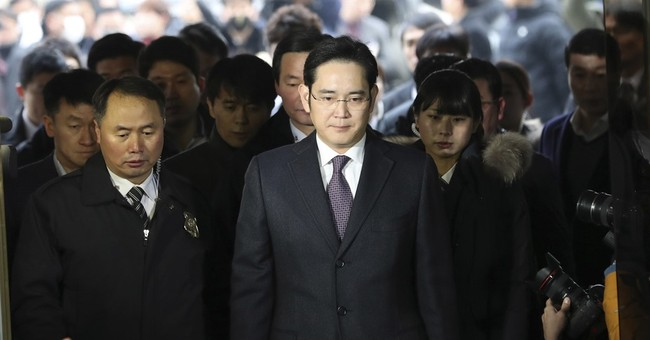 S. Koreans' ties with Samsung are lifelong, often conflicted