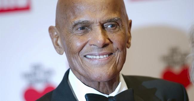 Harry Belafonte talks Trump, women's march, peaceful protest