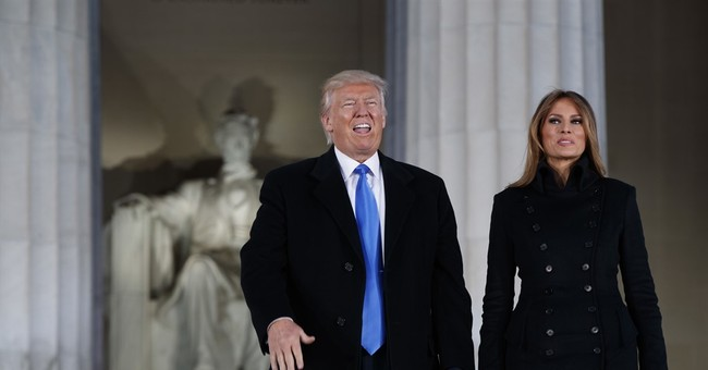 After oath, Trump faces ambitious Day 1 to-do list