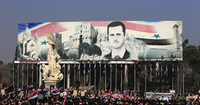 With little room to maneuver, Syria's rebels head for talks