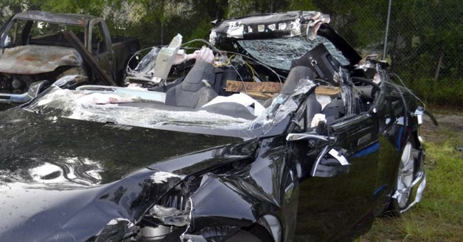 US ends probe of Tesla fatal crash without seeking recall