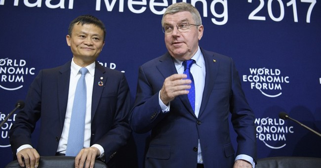 Alibaba's Ma: Olympics deal will help fight counterfeiting