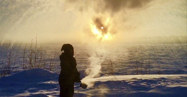 In Alaska, minus 59 takes toll on cars, pipes, state of mind