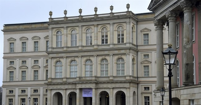 Monet, modern classics headline 1st show at German museum