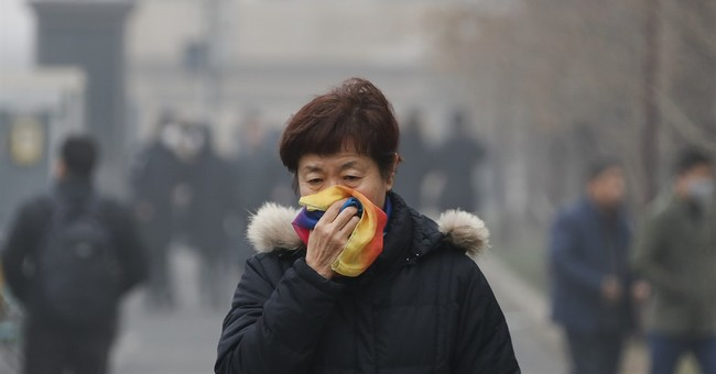 Beijing to spend $2.7 billion on cleaning capital's air
