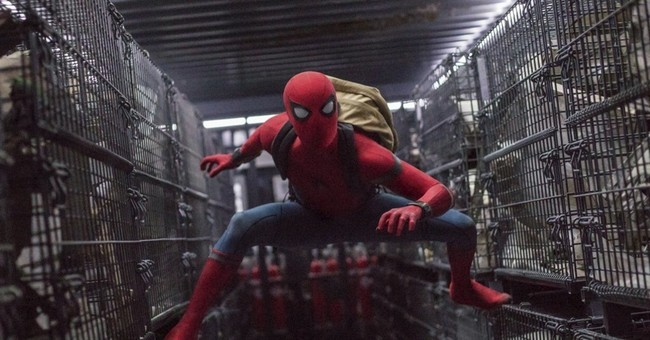 Box office top 20: Audiences still crazy for Spider-Man