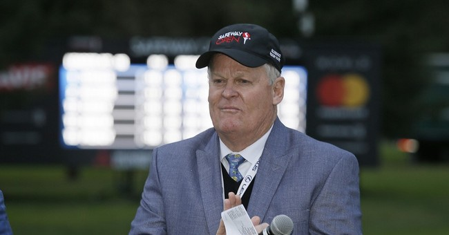 NBC golf analyst Miller to return for at least 1 more year