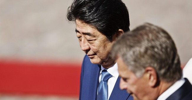 Japan leader Abe vows Arctic, Russia cooperation in Finland