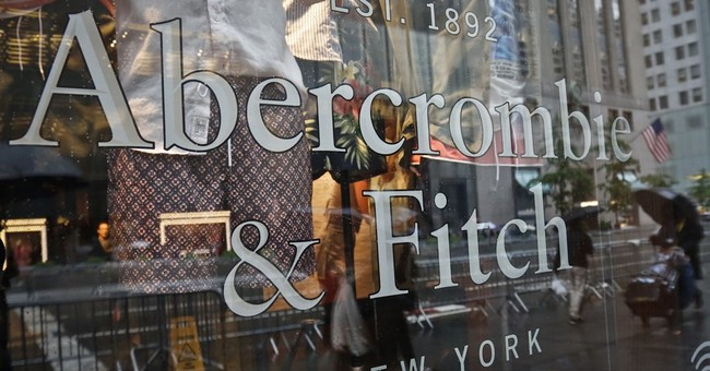 Abercrombie takes itself off the block and shares plunge