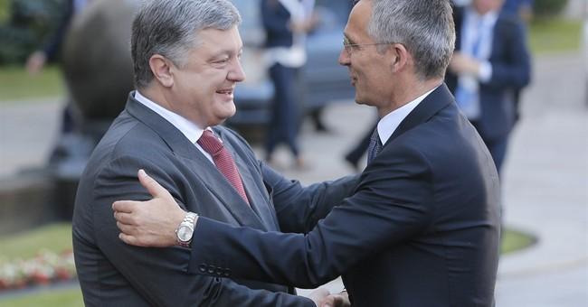 Ukraine says it will focus on reforms, not NATO membership