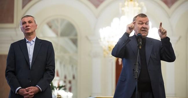 Russia's Bolshoi scraps ballet 3 days before premiere