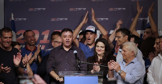 Israel's Labor party elects newcomer Gabbay as leader