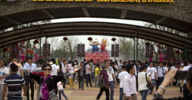 Chinese conglomerate Wanda sells theme park business
