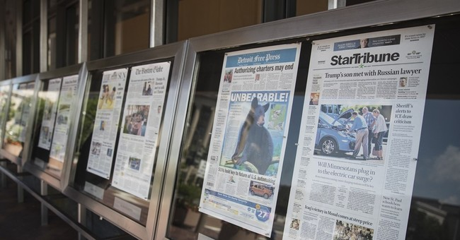 News outlets seek to negotiate with Google, Facebook on ads