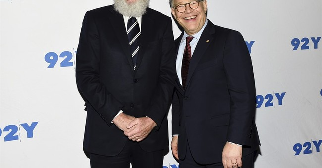 Q&A: Franken, Letterman take on climate change