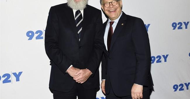 Q&A: Franken, Letterman take on climate change