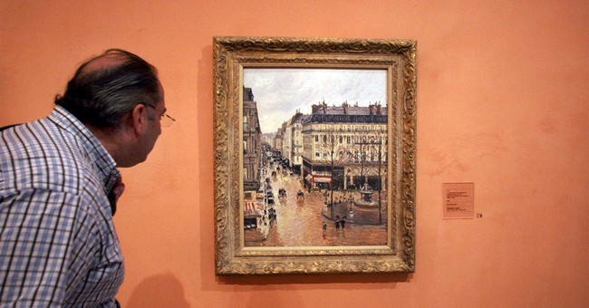 Court lets US family try to get back Nazi-looted masterpiece
