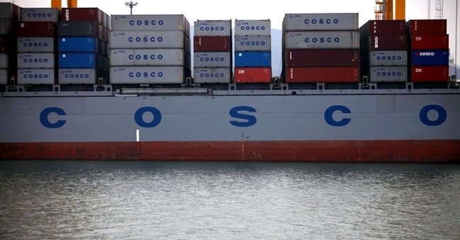 China's COSCO to buy Orient Overseas for $6.3 billion