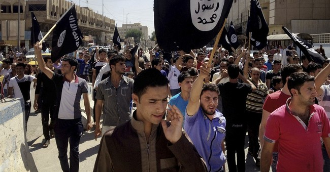 Chronology of the Islamic State group