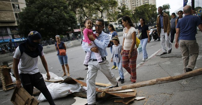 Venezuela national guard official charged for congress raid