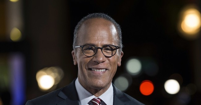 Holt is a steadying force for NBC as anchor