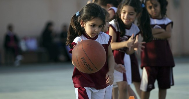 Saudis to allow girls to play sports in public schools
