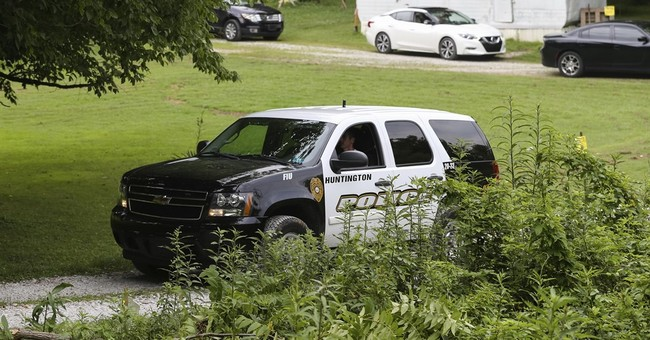 The Latest: Search for body prompted by Facebook tip ends