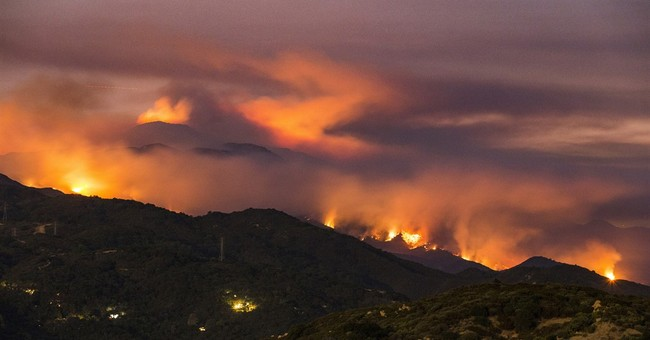 The Latest: 2 new wildfires force evacuations in California