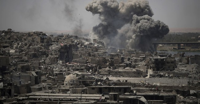 US-led coalition: Amnesty report on Mosul 'irresponsible'