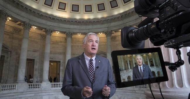 Republican firebrand seeks runoff spot in Ala. Senate race