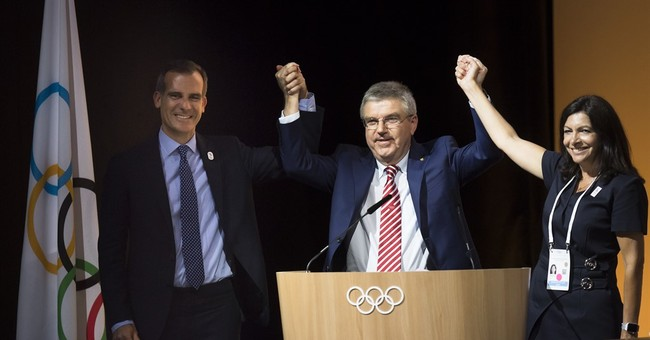 IOC to pick Los Angeles, Paris for 2024 or 2028 Olympics