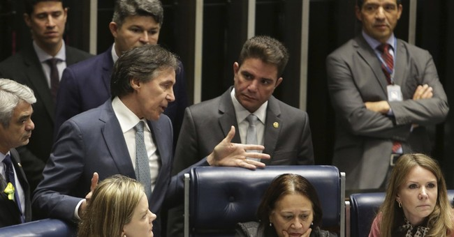 Brazil's Senate passes labor overhaul after 6-hour sit-in