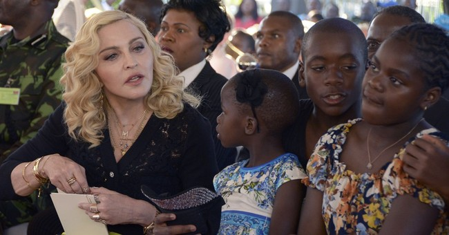 Madonna welcomed in Malawi as 'daughter of this nation'