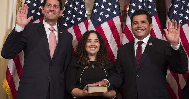 Democrat Jimmy Gomez sworn in to House seat from California