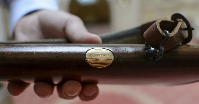 Romania: Ceausescu's fancy hunting rifle sells for $37,000
