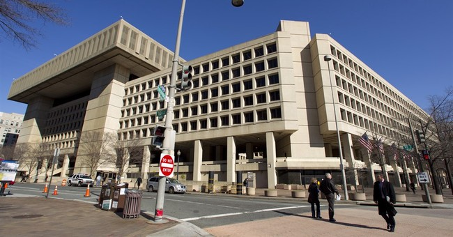 Government scraps search for new FBI headquarters