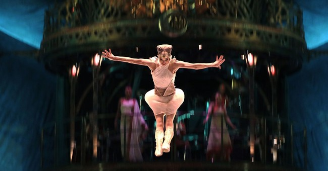 Image of Asia: A midair flip for Singapore circus preview