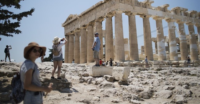 After 8 years of austerity, Greece gets EU budget approval