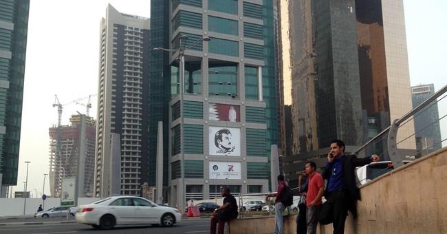 Tiny Qatar is living large despite monthlong Arab siege