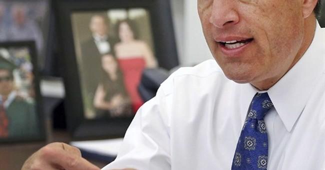 Harry Reid, Nevada governor push bipartisan energy effort